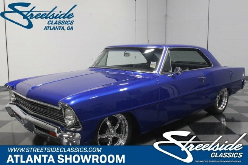 Chevrolet Nova Muscle Cars And Pony Cars For Sale Classics On