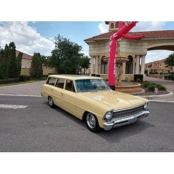 1967 Chevrolet Nova for sale 100988738
