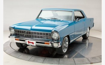 1967 Chevrolet Nova for sale 101061637