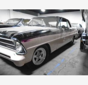 1967 Chevrolet Nova for sale 101083693