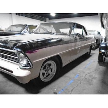 1967 Chevrolet Nova for sale 101083693