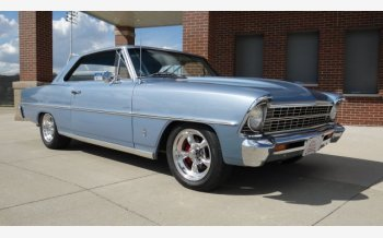 1967 Chevrolet Nova for sale 101117792
