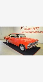 1967 Chevrolet Nova for sale 101164698