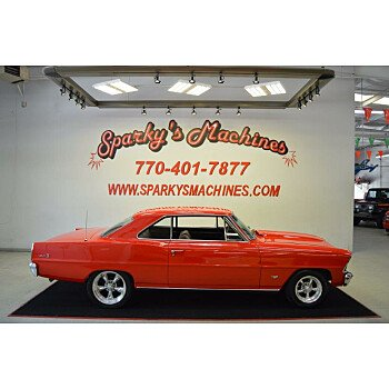 1967 Chevrolet Nova for sale 101164698