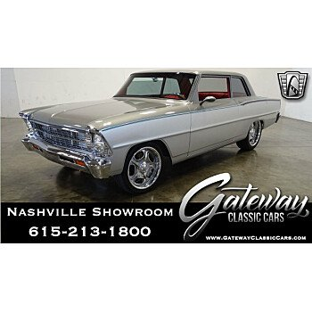 1967 Chevrolet Nova for sale 101167306
