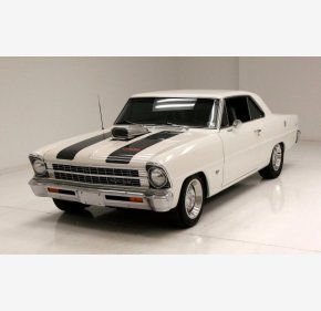 1967 Chevrolet Nova for sale 101201045
