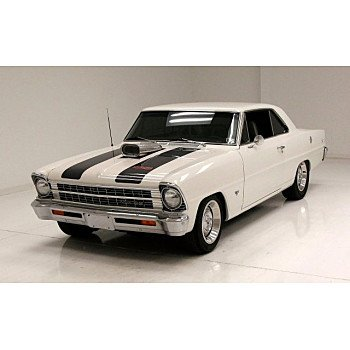 1967 Chevrolet Nova Coupe for sale 101201045
