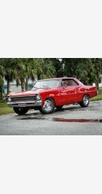 1967 Chevrolet Nova for sale 101207266