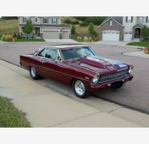 1967 Chevrolet Nova for sale 101210611