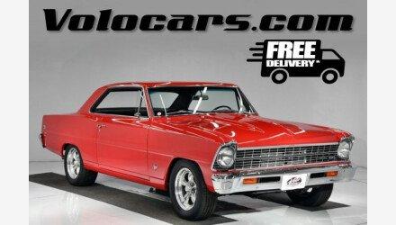 1967 Chevrolet Nova for sale 101278036