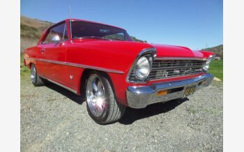 1967 Chevrolet Nova for sale 101279516