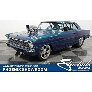 1967 Chevrolet Nova for sale 101299810