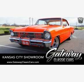 1967 Chevrolet Nova for sale 101303066