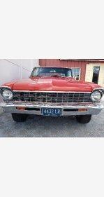 1967 Chevrolet Nova for sale 101342382