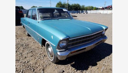 1967 Chevrolet Nova for sale 101348184