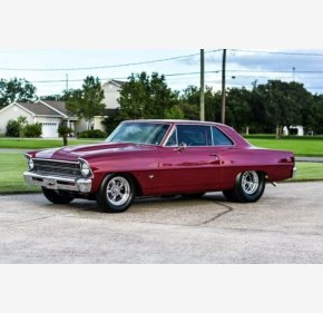 1967 Chevrolet Nova for sale 101356186