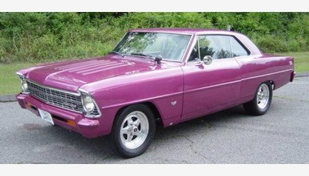 1967 Chevrolet Nova for sale 101356605