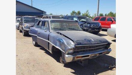 1967 Chevrolet Nova for sale 101368094
