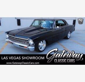 1967 Chevrolet Nova for sale 101370269