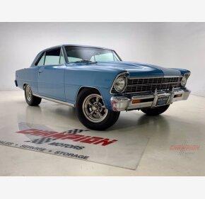 1967 Chevrolet Nova for sale 101411021