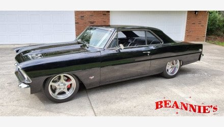 1967 Chevrolet Nova for sale 101417475