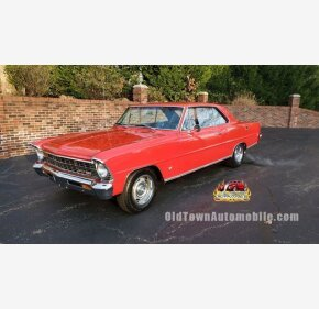 1967 Chevrolet Nova for sale 101432261