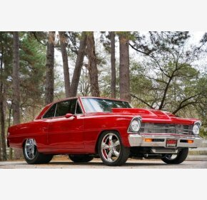 1967 Chevrolet Nova for sale 101438499