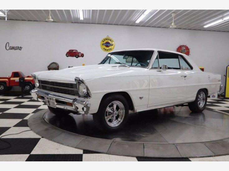 1967 Chevrolet Nova for sale 101462758