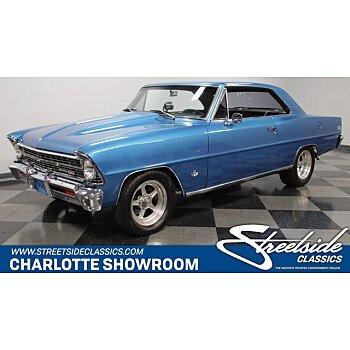 1967 Chevrolet Nova for sale 101466772