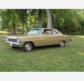 1967 Chevrolet Nova for sale 101475905