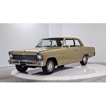 1967 Chevrolet Nova for sale 101501142