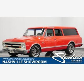1967 Chevrolet Suburban for sale 101404719