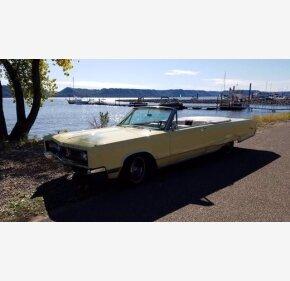 1967 Chrysler Newport for sale 101415145