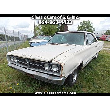 1967 Dodge Coronet for sale 101017343