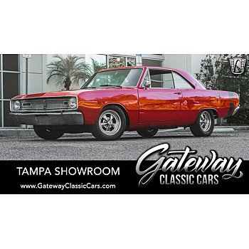 1967 Dodge Dart GT for sale 101420139