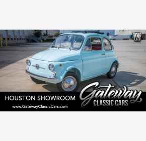 1967 FIAT 500 for sale 101225306
