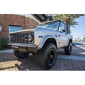 1967 Ford Bronco for sale 101111709