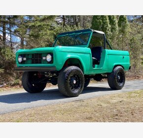 1967 Ford Bronco for sale 101324759