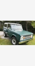 1967 Ford Bronco for sale 100911518