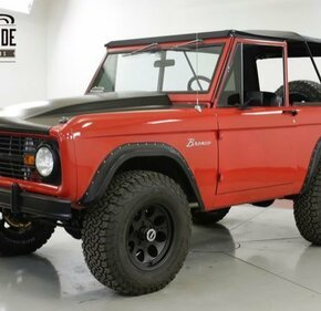 1967 Ford Bronco for sale 101181647