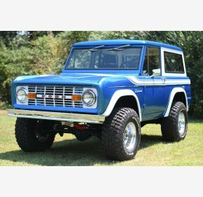 1967 Ford Bronco for sale 101189172