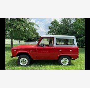 1967 Ford Bronco for sale 101210043