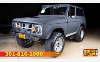 1967 Ford Bronco for sale 101282971