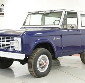 1967 Ford Bronco for sale 101298254