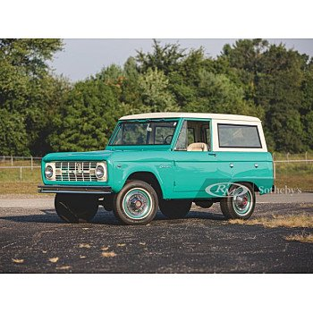 1967 Ford Bronco for sale 101319655