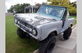 1967 Ford Bronco for sale 101406125