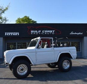 1967 Ford Bronco for sale 101487420