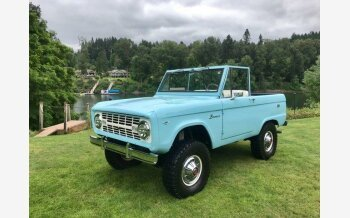 1967 Ford Bronco Sport for sale 101564605