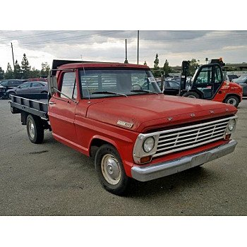 1967 Ford F100 for sale 101126360