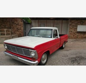 1967 Ford F100 for sale 100875097